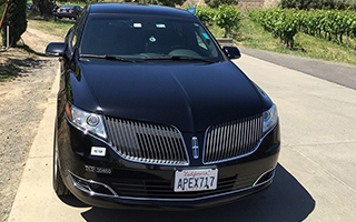 Lincoln MKT Luxury Crossover