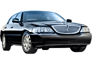 Black Sedan Lincoln Town Car