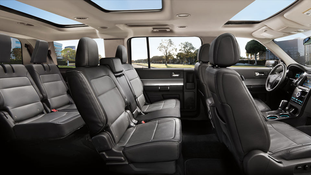 Ford Flex SUV/Crossover 4WD Interior